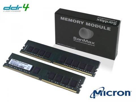 SMD4-E16G48M-26V-D D4 2666 8GBx2 U-ECC