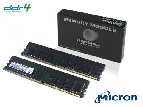 SMD4-E16G48M-32AA-D D4 3200 8GBx2 U-ECC