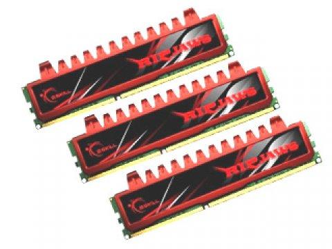 F3-10666CL9T-12GBRL DDR3-1333 4GB*3 CL9 01 PCパーツ PCメモリー デスクトップ用