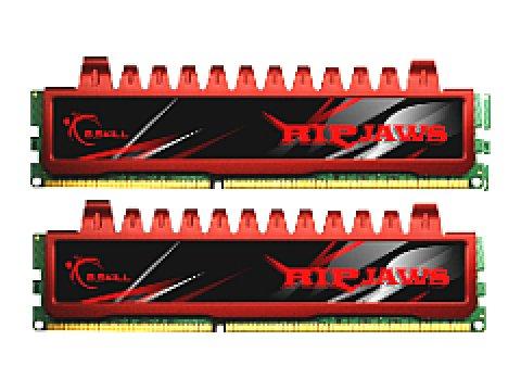 F3-10666CL9D-4GBRL DDR3-1333 2GB*2 CL9 01 PCパーツ PCメモリー デスクトップ用