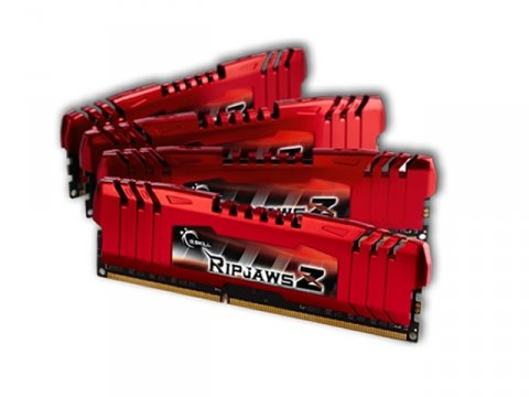 F3-12800CL10Q-32GBZL 32GB(8GB*4)CL10 X79 01 PCパーツ PCメモリー デスクトップ用