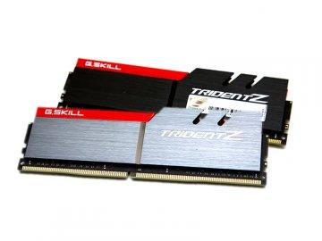 F4-3200C15D-32GTZ 01 PCパーツ PCメモリー デスクトップ用