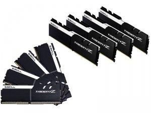 F4-3200C16Q2-64GTZKW Black + White HS
