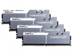 F4-3600C17Q-64GTZSW Silver + White HS