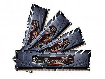 F4-3200C16Q-64GFX 01 PCパーツ PCメモリー デスクトップ用