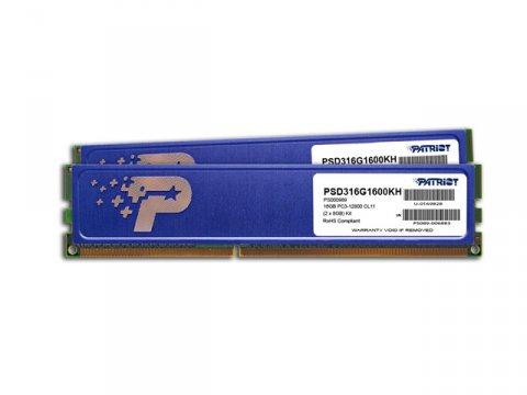 PSD316G1600KH DDR3-1600 8GBx2KIT CL11