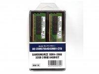 AU-2XM378A4G43MB1-CTD(2 x32GB)2枚組