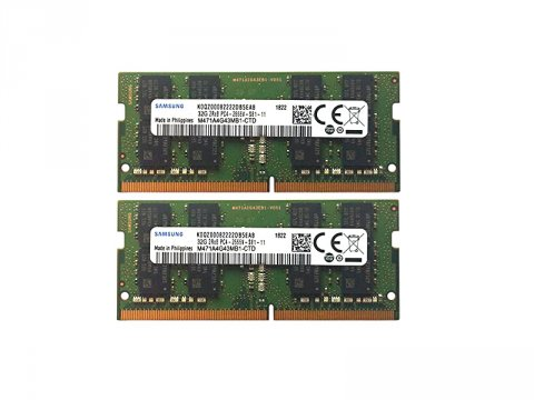 AU-2XM471A4G43MB1-CTD SO(2 x32GB)2枚組 01 PCパーツ PCメモリー ノート用