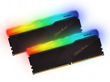 KLEVV KD48GU880-32A160X CRAS X RGB 01 PCパーツ PCメモリー デスクトップ用