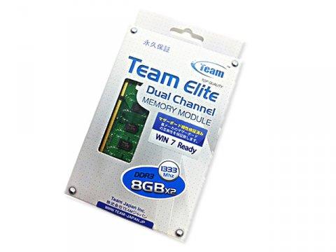 TED316G1333C9DC 01 PCパーツ PCメモリー デスクトップ用