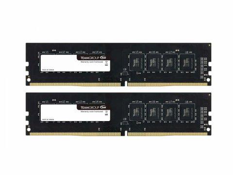 TED416GM2400C16DC01 288p DDR4 2400 8GBx2 01 PCパーツ PCメモリー デスクトップ用