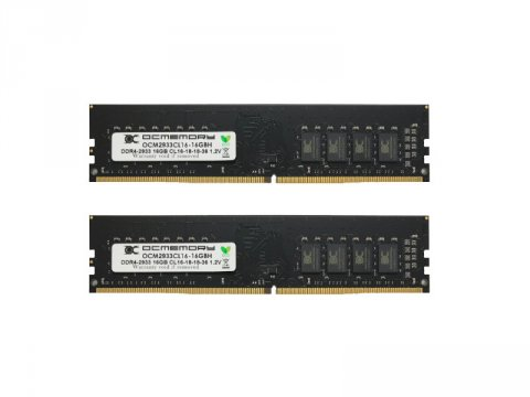 OCM2933CL16D-32GBNH DDR4-2933 16G*2 CL16