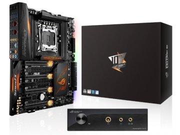 ASUS RAMPAGE V EDITION 10 01 PCパーツ マザーボード   メインボード Intel用メインボード