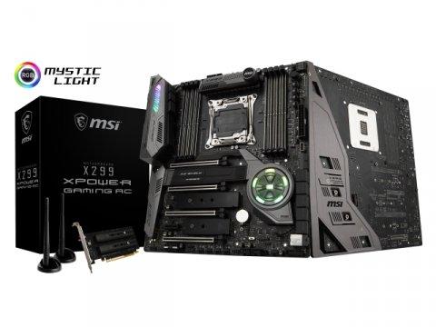 MSI X299 XPOWER GAMING AC 01 PCパーツ マザーボード   メインボード Intel用メインボード