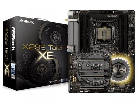 ASRock X299 Taichi XE 01 PCパーツ マザーボード | メインボード Intel用メインボード