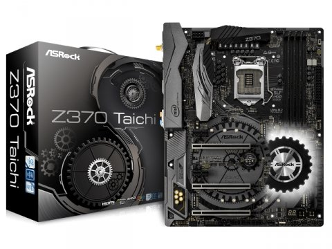 ASRock Z370 Taichi 01 PCパーツ マザーボード   メインボード Intel用メインボード