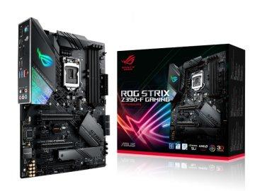ASUS ROG STRIX Z390-F GAMING 01 PCパーツ マザーボード | メインボード Intel用メインボード