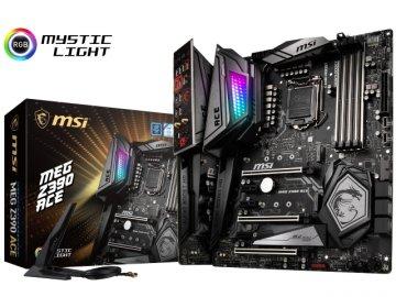 MSI MEG Z390 ACE 01 PCパーツ マザーボード | メインボード Intel用メインボード