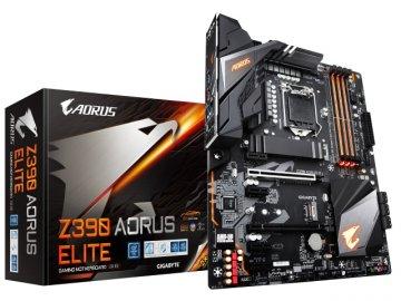 GIGABYTE Z390 AORUS ELITE 01 PCパーツ マザーボード | メインボード Intel用メインボード