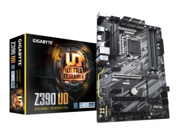 GIGABYTE Z390 UD 01 PCパーツ マザーボード | メインボード Intel用メインボード