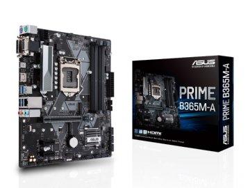 ASUS PRIME B365M-A 01 PCパーツ マザーボード | メインボード Intel用メインボード
