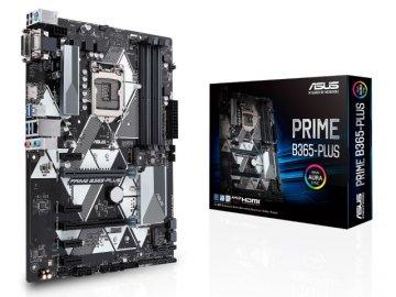 ASUS PRIME B365-PLUS 01 PCパーツ マザーボード | メインボード Intel用メインボード