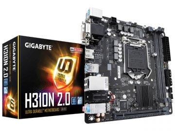 GIGABYTE H310N 2.0 01 PCパーツ マザーボード | メインボード Intel用メインボード