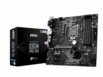 MSI B365M PRO-VDH 01 PCパーツ マザーボード   メインボード Intel用メインボード