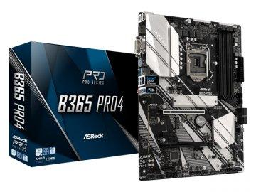 ASRock B365 Pro4 01 PCパーツ マザーボード | メインボード Intel用メインボード