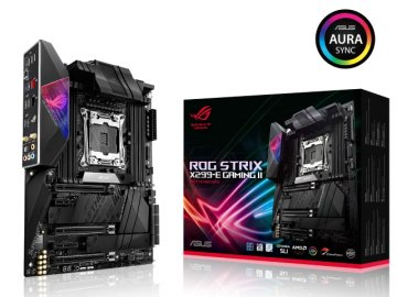 ASUS ROG STRIX X299-E GAMING II 01 PCパーツ マザーボード | メインボード Intel用メインボード