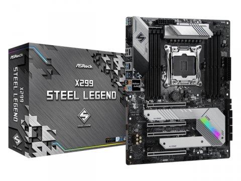 ASRock X299 Steel Legend