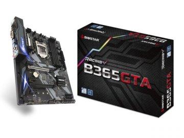 BIOSTAR B365GTA 01 PCパーツ マザーボード   メインボード Intel用メインボード