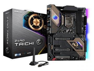 ASRock Z490 Taichi 01 PCパーツ マザーボード | メインボード Intel用メインボード