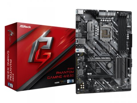 ASRock Z490 Phantom Gaming 4/2.5G