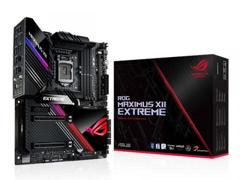 ASUS ROG MAXIMUS XII EXTREME 01 PCパーツ マザーボード | メインボード Intel用メインボード