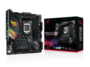 ASUS ROG STRIX Z490-G GAMING (WI-FI) 01 PCパーツ マザーボード | メインボード Intel用メインボード