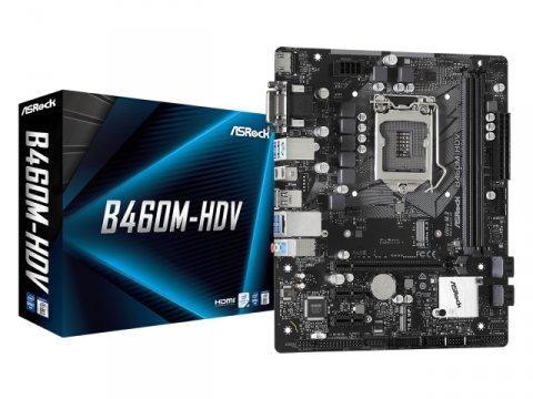 ASRock B460M-HDV 01 PCパーツ マザーボード | メインボード Intel用メインボード