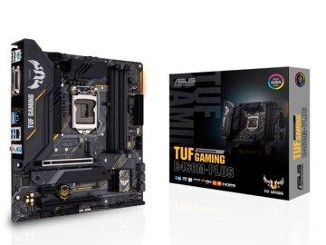 ASUS TUF GAMING B460M-PLUS 01 PCパーツ マザーボード   メインボード Intel用メインボード