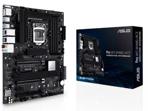 ASUS Pro WS W480-ACE