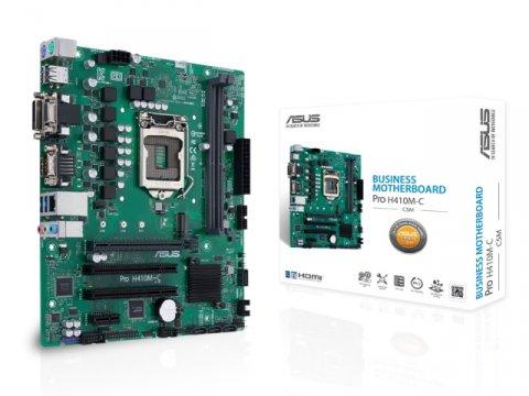 ASUS PRO H410M-C/CSM