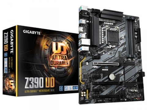 GIGABYTE Z390 UD rev1.1