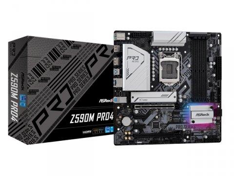 ASRock Z590M Pro4