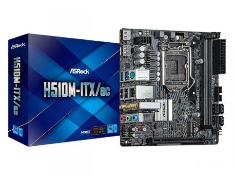 ASRock H510M-ITX/ac
