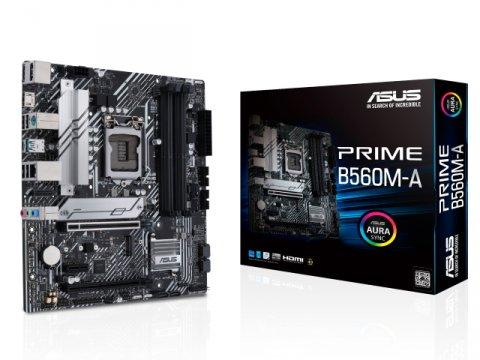 ASUS PRIME B560M-A