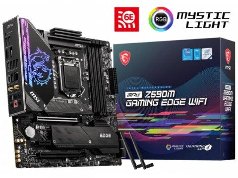 MSI MPG Z590M GAMING EDGE WIFI