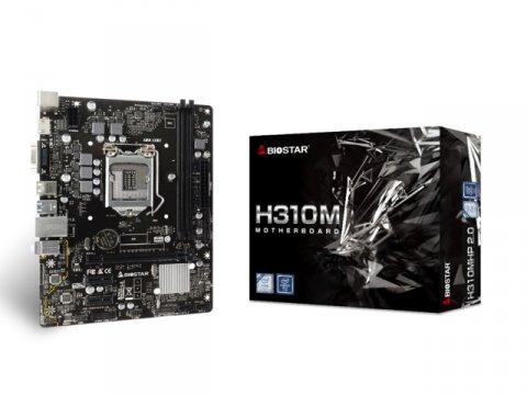 BIOSTAR H310MHP 2.0