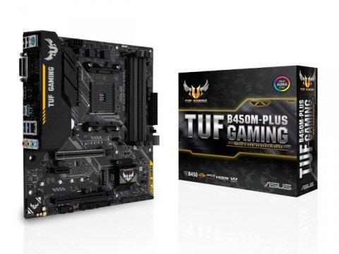 TUF B450M-PLUS GAMING