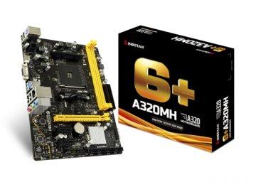 BIOSTAR A320MH 01 PCパーツ マザーボード | メインボード AMD用メインボード