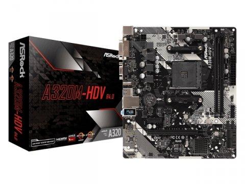 ASRock A320M-HDV R4.0