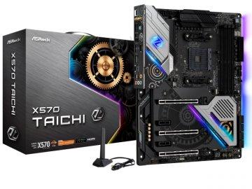 ASRock X570 Taichi 01 PCパーツ マザーボード | メインボード AMD用メインボード